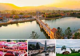 ทัวร์ปราจีนบุรี วังน้ำเขียว ผาเก็บตะวัน ฟลอร่าพาร์ค&โรสพาร์ค
