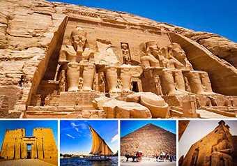 ทัวร์อียิปต์ Egypt Nile Cruise อาบูซิมเบล ล่องเรือสำราญแม่น้ำไนล์สุดหรู