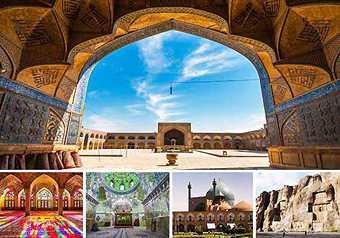 ทัวร์อิหร่าน แกรนด์อิหร่าน 10 วัน 8 คืน มาซูเล่ย์ กาซวิน เตหะราน ชีราช อิสฟาฮาน อับบียาเนย์