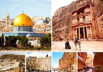 ทัวร์อิสราเอล - จอร์แดน ทริปเดียวเที่ยวสองประเทศสุดคุ้มค่า