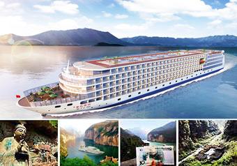 ทัวร์ล่องเรือแม่น้ำแยงซีเกียง..แกรนด์แยงซีเกียง ฉงชิ่ง อี๋ชาง อู่หลง ต้าจู๋ :ทัวร์จีน