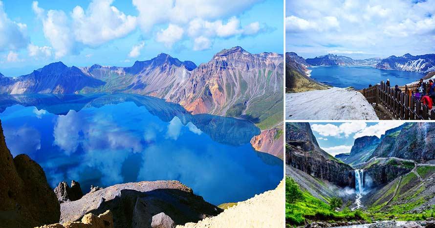 ทัวร์ฉางไป่ซาน ทะเลสาบสวรรค์ กำแพงเมืองจีนตานตง ฉางชุน