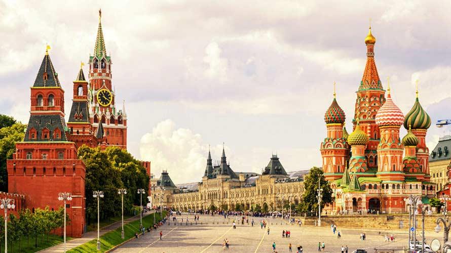 Luxury Tour Russia ทัวร์รัสเซีย  มอสโคว์ เซ็นต์ปีเตอร์สเบิร์ก 8 วันพักหรู รร. 5 ดาว