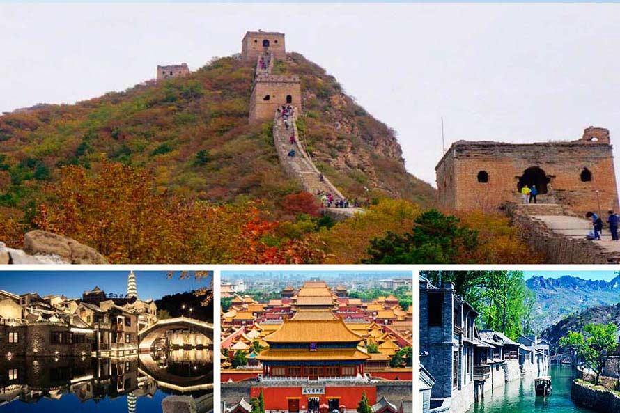 Unseen Beijing ทัวร์ปักกิ่ง กำแพงเมืองจีน เมืองโบราณกู๋เป่ย เที่ยวสุดคุ้ม