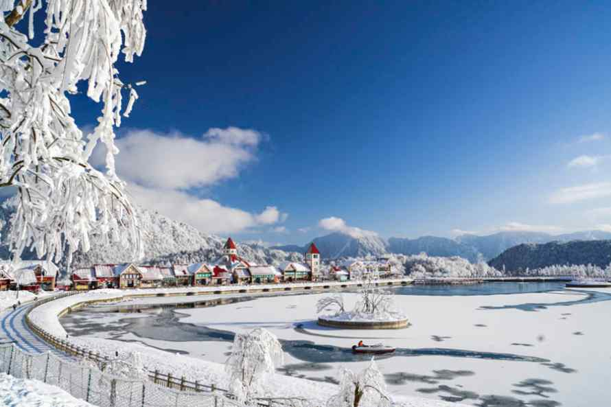 ทัวร์เฉิงตู,ทัวร์ภูเขาหิมะซีหลิง