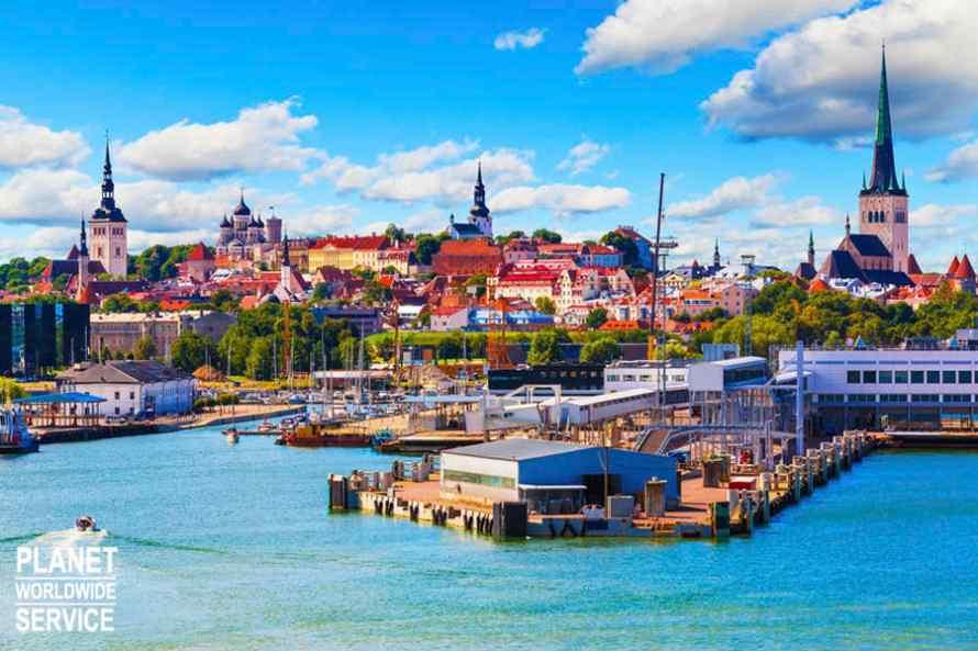 ทัวร์ยุโรป,ทัวร์เอสโตเนีย,ทัวร์ลัตเวีย,ทัวร์ลิทัวเนีย,เมืองเก่าทาลลินน์,Tallinn Old Town
