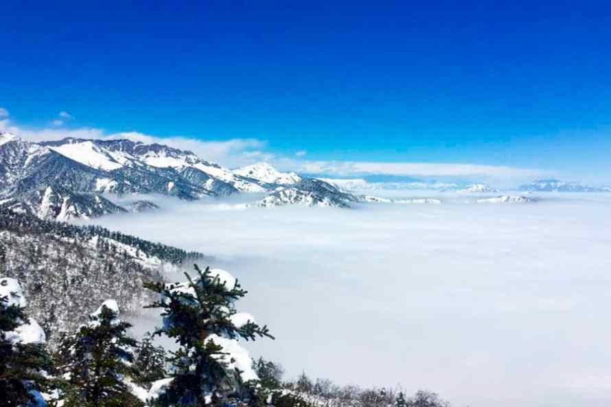 ภูเขาหิมะซีหลิง,ทัวร์เฉิงตู,ทัวร์ภูเขาหิมะซีหลิง