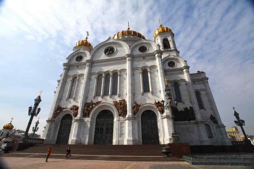 มหาวิหารเซ็นต์เดอะซาเวียร์ Cathedral of Christ the Saviour