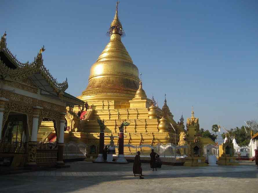 วัดกุโสดอ (Kuthodaw Pagoda)