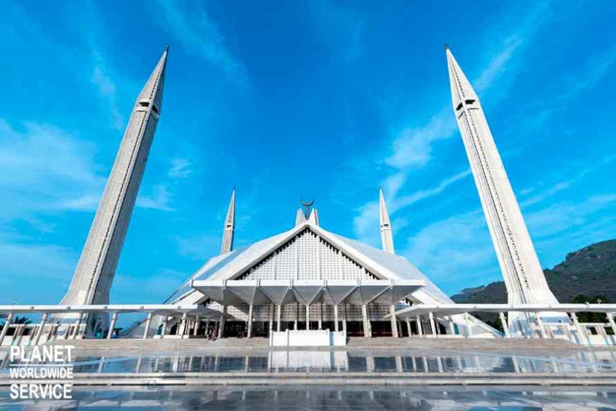 มัสยิดไฟซอล Faisal Mosque