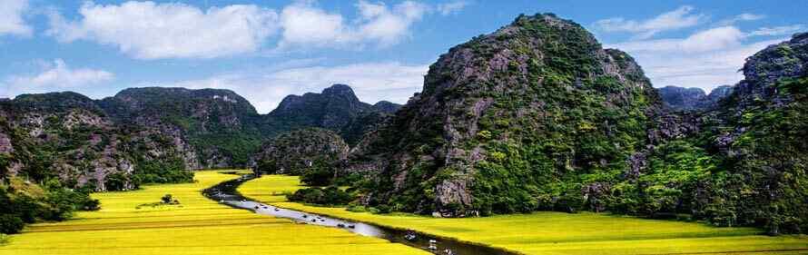 เมืองนิงห์บิงห์ Ninh Bình