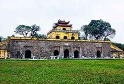 ทัวร์เวียดนาม พระราชวังทังลอง Imperial Citadel of Thang Long