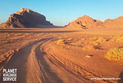ทัวร์จอร์แดน ทะเลทรายวาดิรัม Wadi Rum