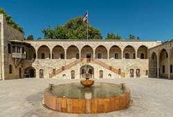 ทัวร์จอร์แดน พระราชวังไบเทดดีน Beiteddine Palace