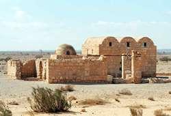ทัวร์ตะวันออกกลาง โรงอาบน้ำอัมรา Quseir Amra
