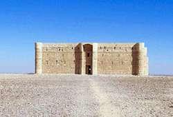 ทัวร์ตะวันออกกลาง ปราสาทคารานา Kharaneh Castle