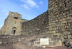 ทัวร์จอร์แดน ปราสาทอาซรัก Azraq Castle