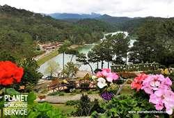 ทัวร์เอเชีย หุบเขาแห่งความรัก Valley of love
