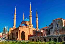 ทัวร์จอร์แดน มัสยิดบลูเมืองเบรุต Mohammad Al-Amin Mosque