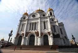 ทัวร์รัสเซีย มหาวิหารเซ็นต์เดอะซาเวียร์ Cathedral of Christ the Saviour