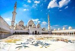 ทัวร์ดูไบแกรนด์มอส Grand Mosque