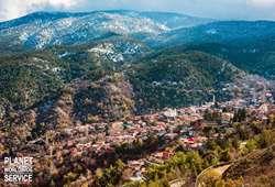ทัวร์เอเชีย ภูเขาศักดิ์สิทธิ์ทรูดอส