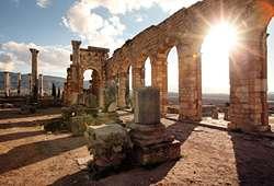 ทัวร์โมรอคโค ชมร่องรอยอารยธรรมโบราณแห่งจักรวรรดิโรมัน ที่เมืองโบราณโรมันโวลูบิลิส