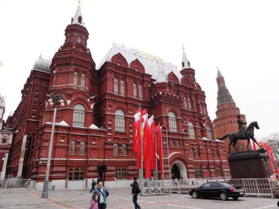 จัตุรัสแดง Red Square