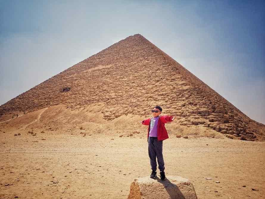 ปิรามิดแดงRed Pyramid