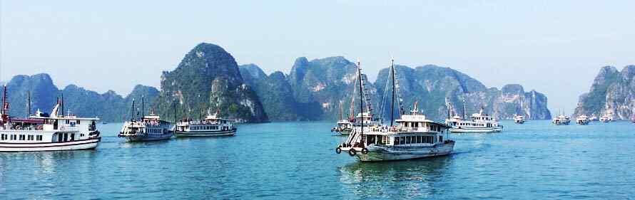 ฮาลองเบย์ Halong Bay