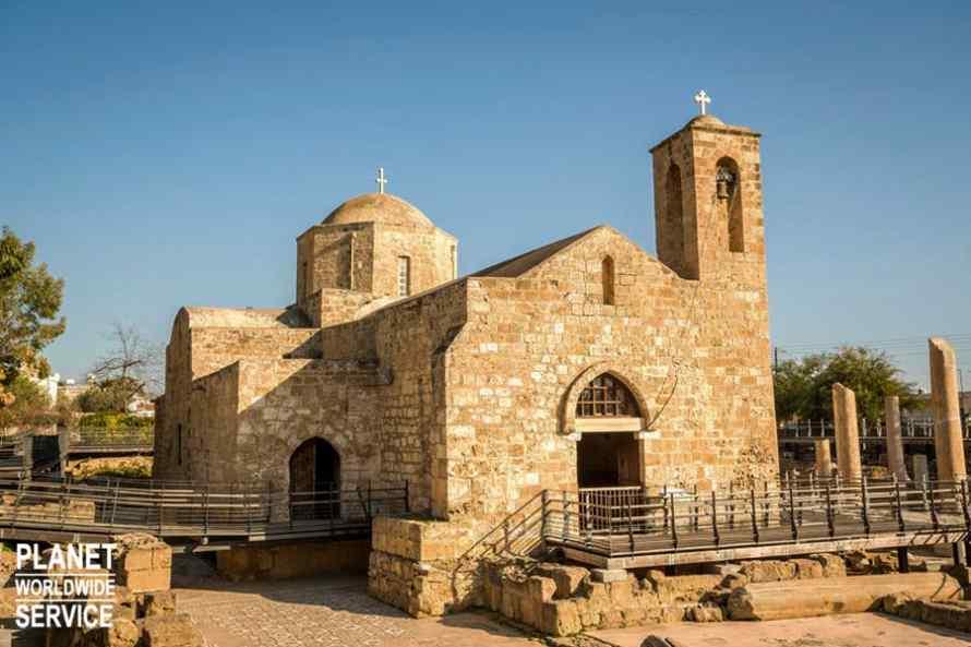 โบสถ์คริสซอโรกีอาทิสซา