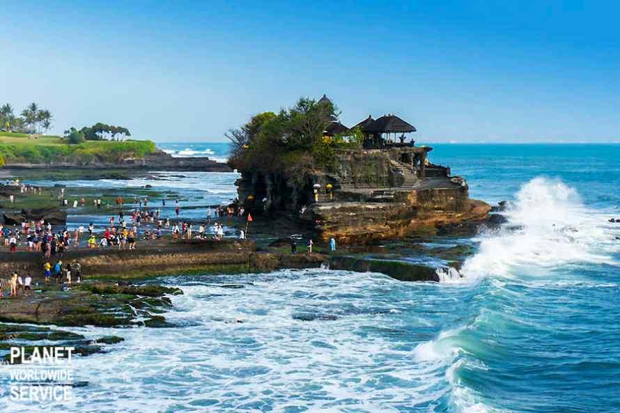 วิหารทานาห์ลอต Pura Tanah Lot