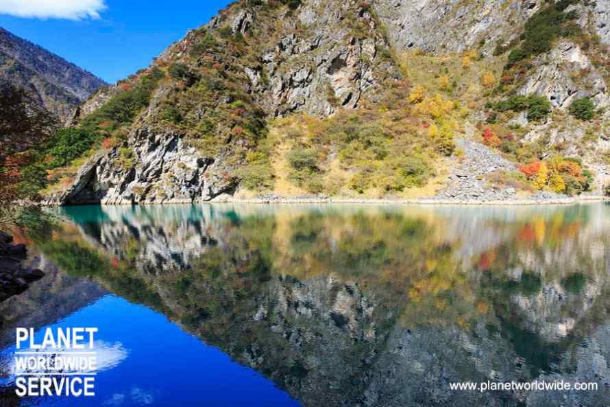 ทัวร์เฉิงตู ภูเขาสี่ดรุณี