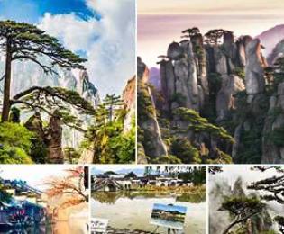 LUXURY TOUR ทัวร์หวงซาน เมืองโบราณหงชุน เมืองโบราณริมน้ำซีถัง เซี่ยงไฮ้