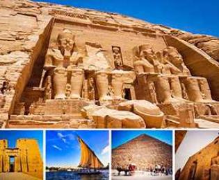 ทัวร์อียิปต์ Egypt Nile Cruise อาบูซิมเบล ล่องเรือสัมผัสดินแดนแห่งสายน้ำไนล์
