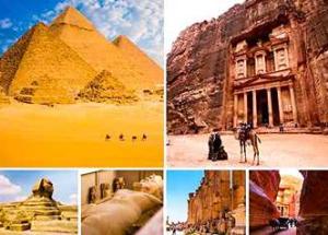ทัวร์อียิปต์ ไฮไลท์อียิปต์ จอร์แดน 8 วัน 5 คืน โดยสายการบินอียิปต์แอร์