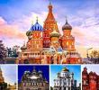 ทัวร์รัสเซีย มอสโคว์ เซ็นต์ปีเตอร์สเบิร์ก 8 วัน 6 คืน โดยสายการบินไทย