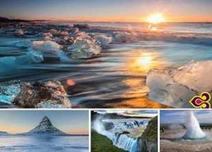 ทัวร์ยุโรป ทัวร์ไอซ์แลนด์ น้าตกกูลล์ฟอสส์ ถ้ำคริสตัล เคิร์กยูแบยาร์กเลาสเทอร์ 10 วัน