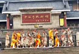 วัดเส้าหลิน ถิ่นยอดกังฟูแดนมังกร เมืองจีน