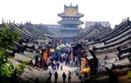 เมืองโบราณผิงเหยา เมืองประวัติศาสตร์ ได้รับขึ้นทะเบียนมรดกโลก UNESCO