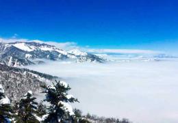 ภูเขาหิมะซีหลิง สถานที่ท่องเที่ยวชื่อดัง เยือนสักครั้งแล้วคุณจะประทับใจ