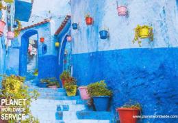 เมืองสีฟ้าขาว เชฟ ชาอูน